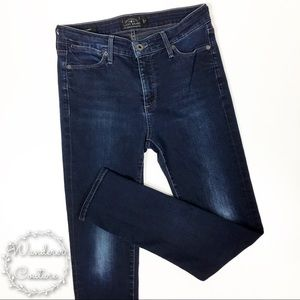 Lucky Brand Hayden Skinny Mid High Rise Jeans